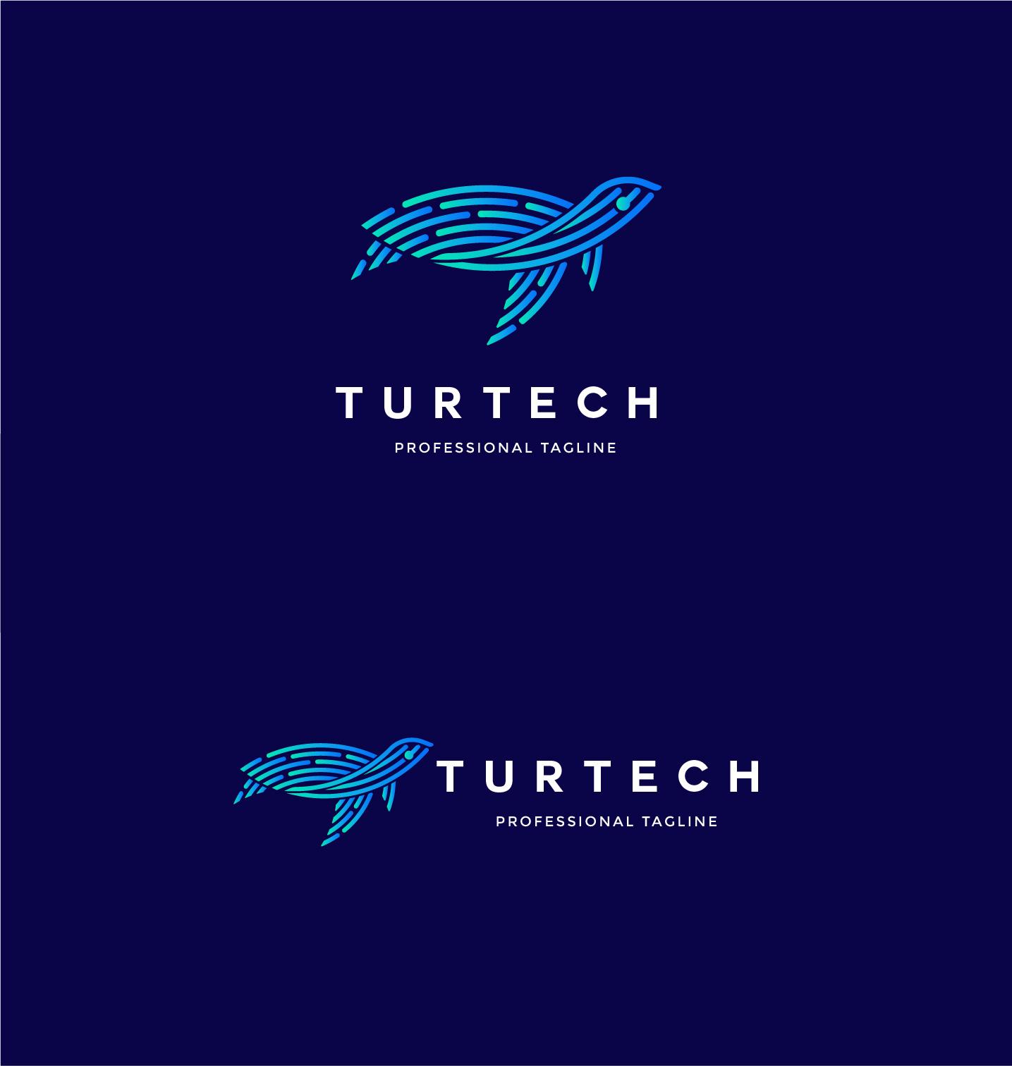 Animal Logo - Turtle Logo example image 7
