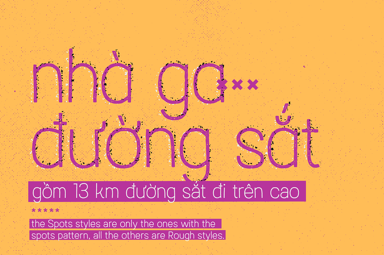 Austral Sans Spots example image 5
