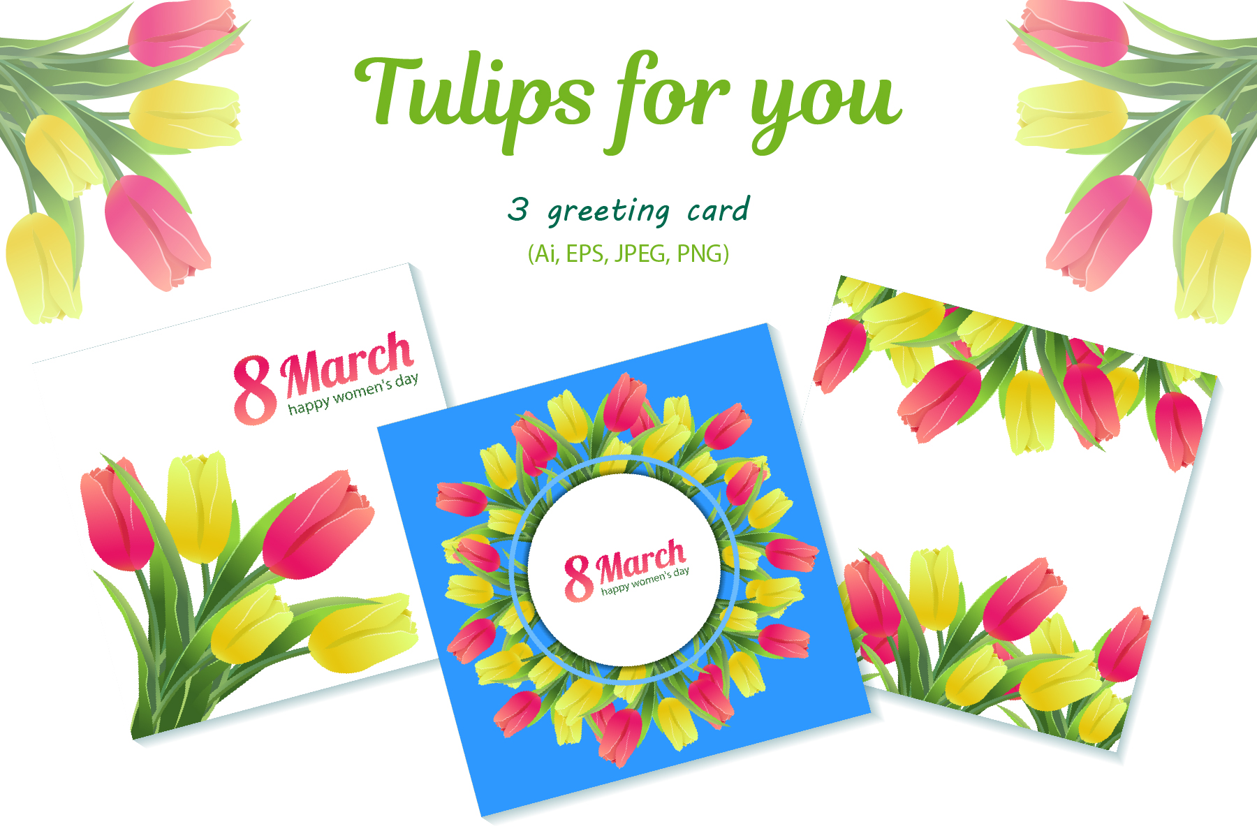 Tulips for you example image 3
