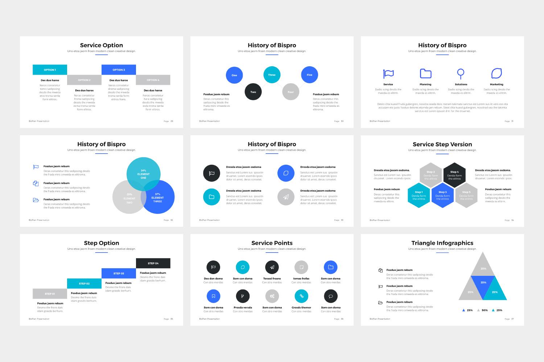 BizPro | Proposal Google Slides Template example image 10