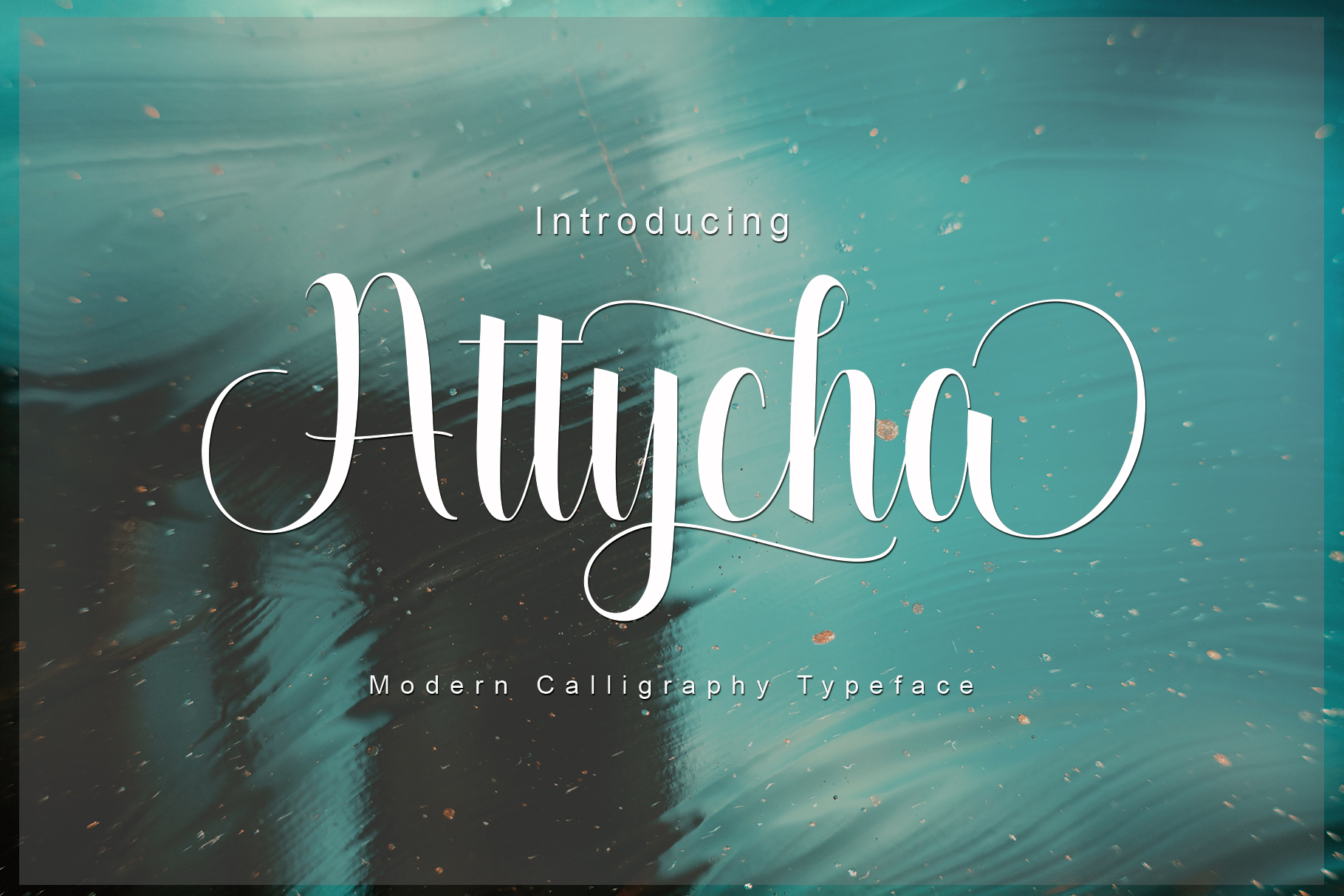 Calligraphy Font Bundles example image 16