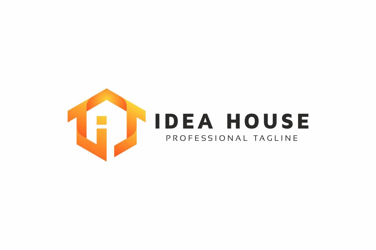 Idea House Logo example image 3