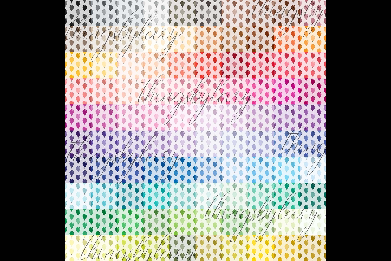100 Seamless Balloon Pattern Kid Birthday Digital Papers example image 10