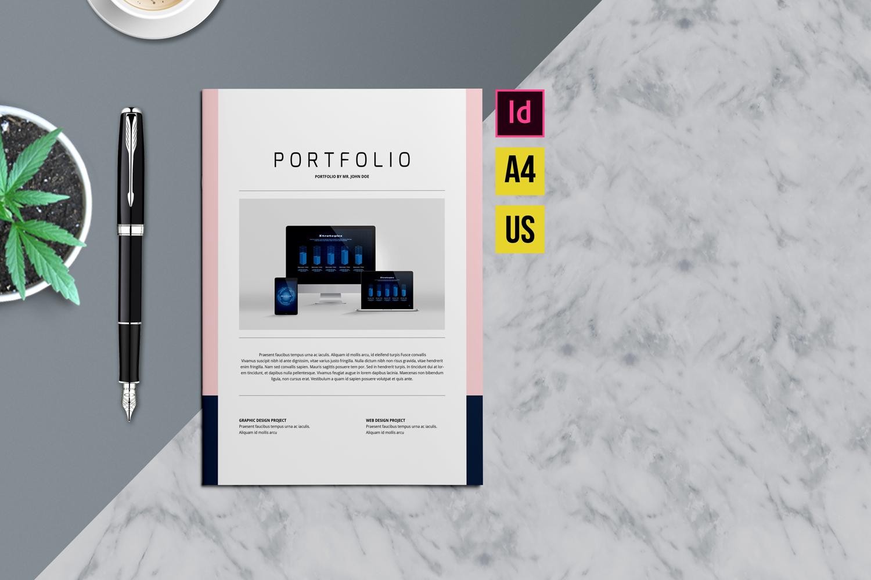 Designer Portfolio-48 Pages example image 1