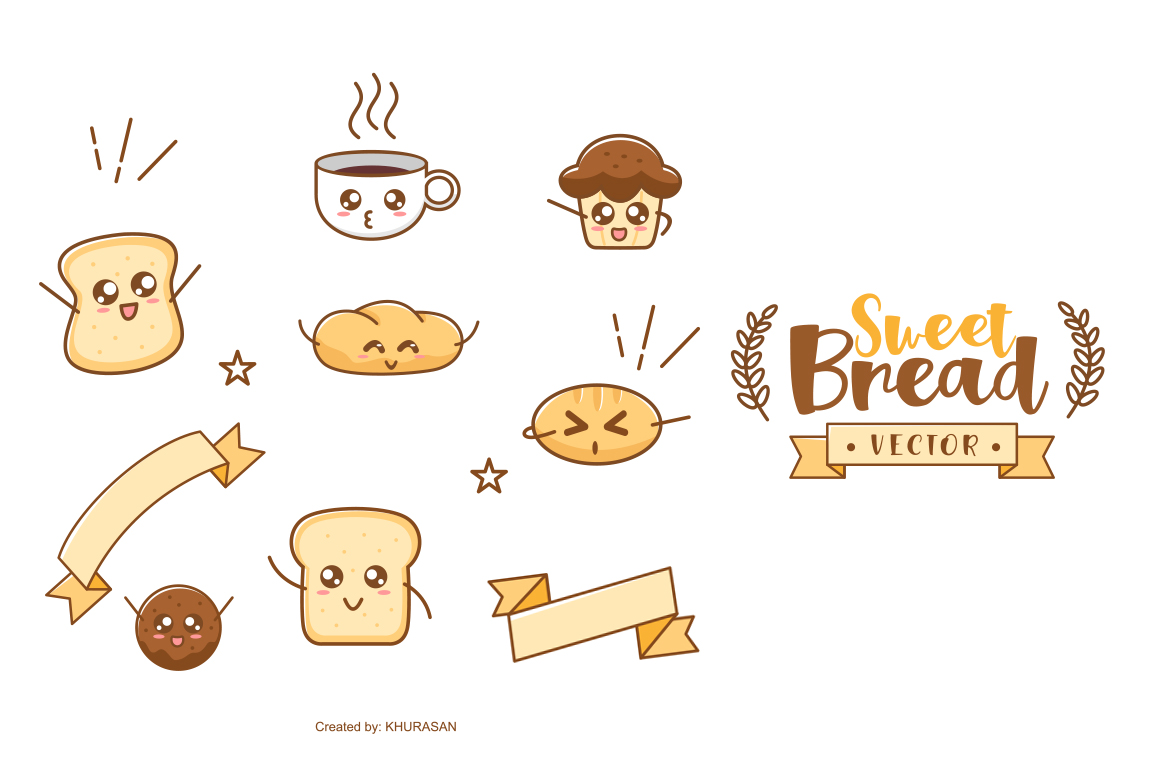 Sweet Bread + Bonus example image 3