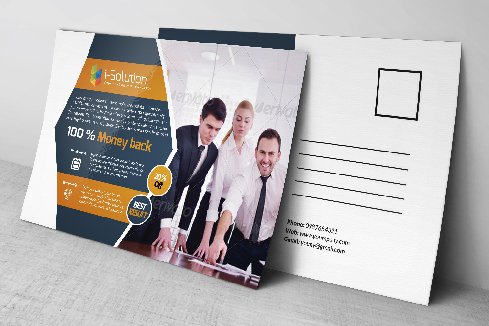 Business postcards templates business postcards templates example image 2 accmission Choice Image