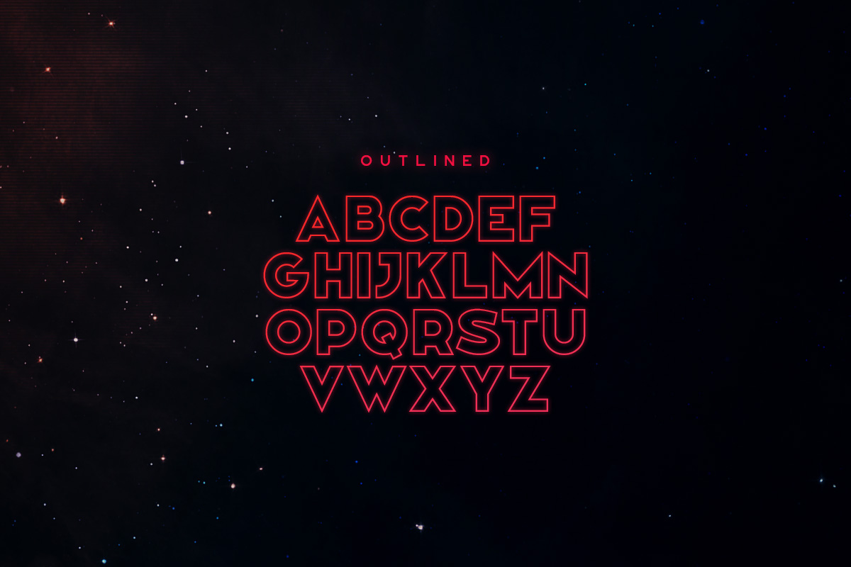 Coven Typeface example image 3