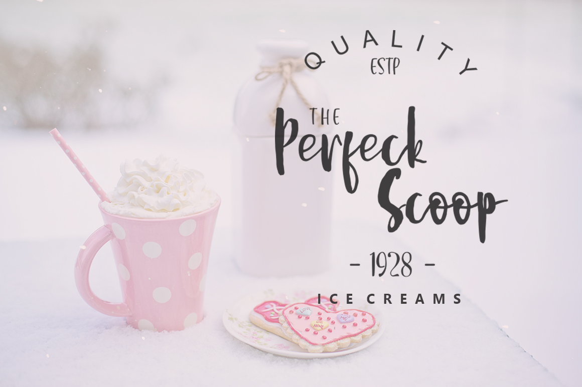 Hello Beauty Script Font Duo example image 5