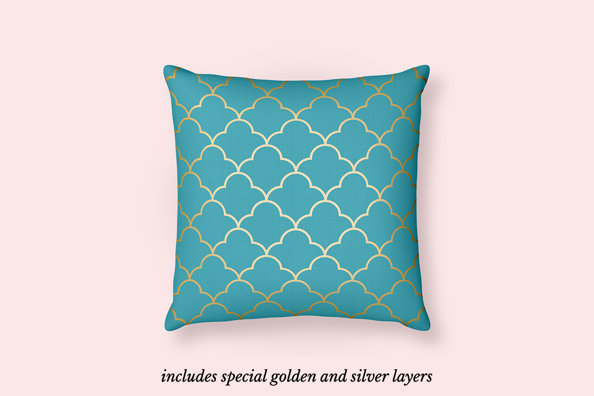 Pillow Mock-up. Smart & Simple example image 3