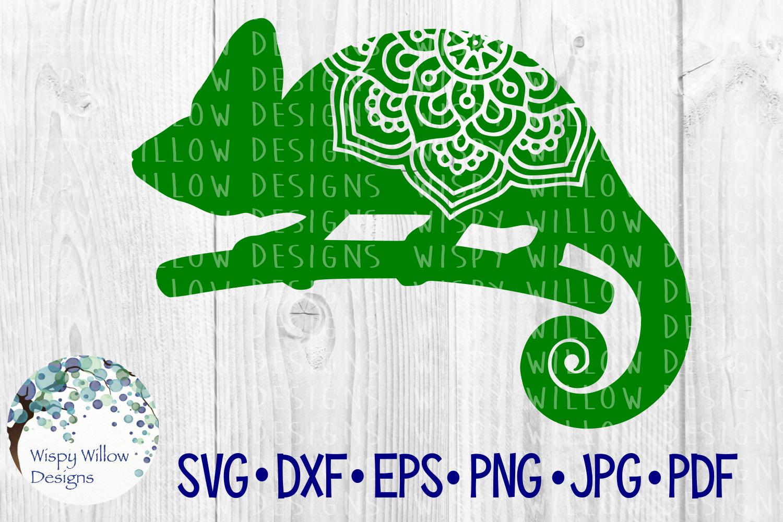 34 File Huge Mandala Animal SVG Cut File Bundle example image 13