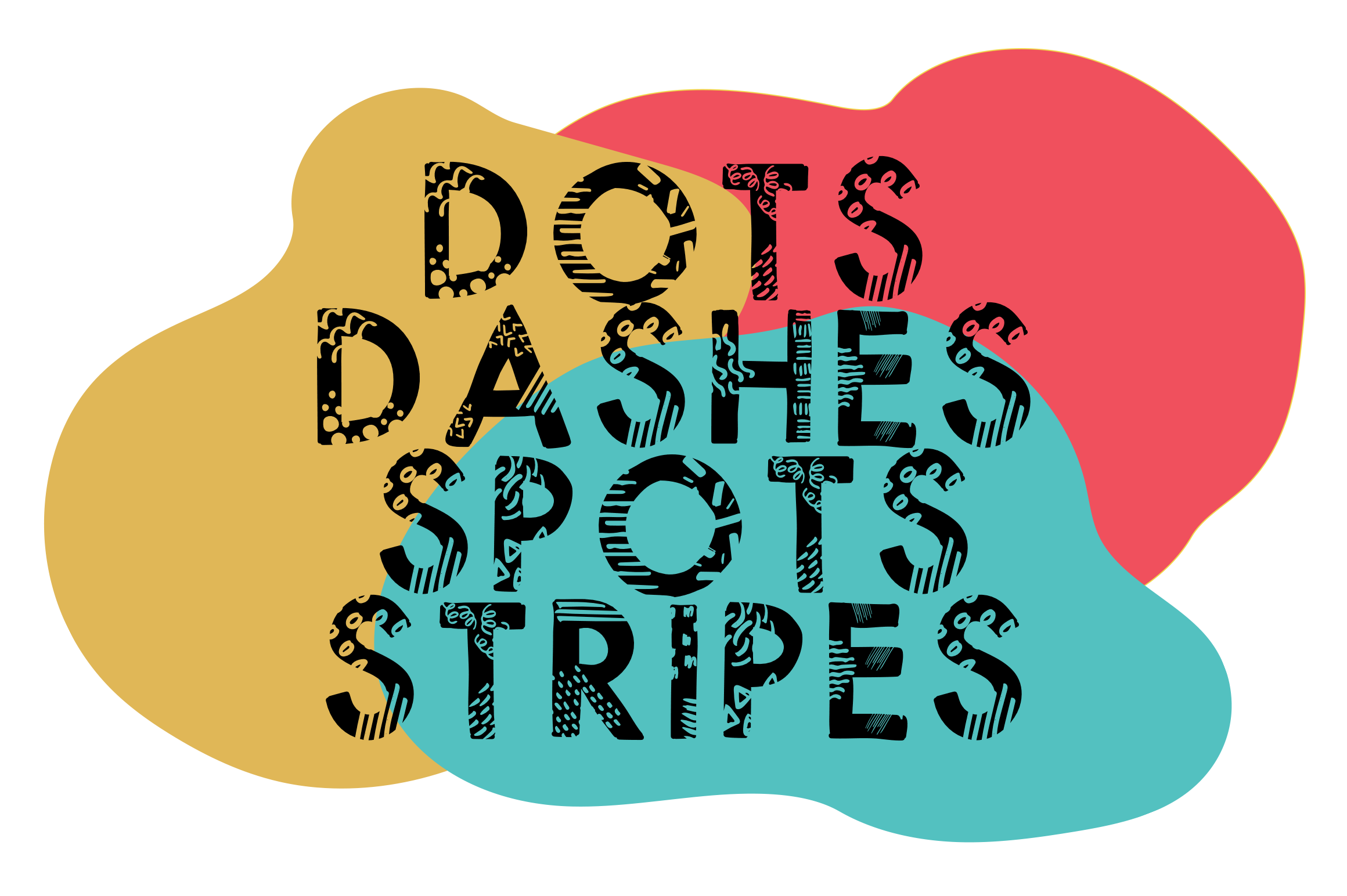 Prints - A Handdrawn Printed Modern Sans Serif example image 3