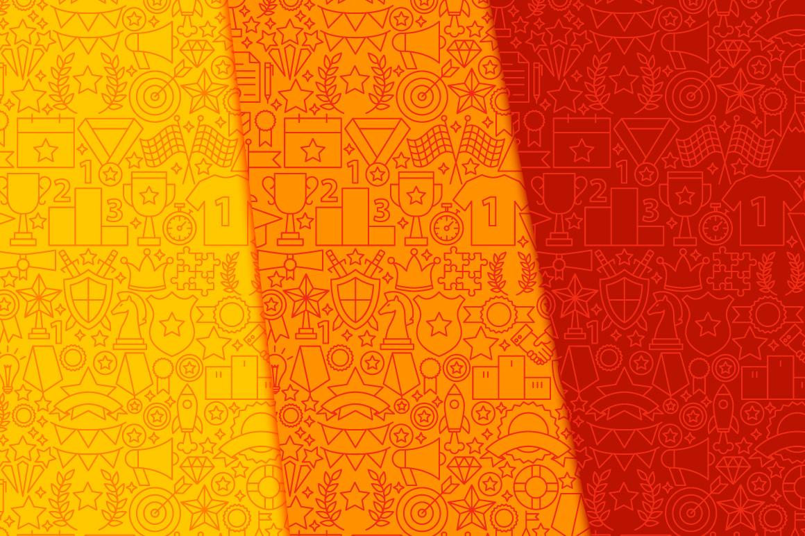 Award Line Tile Patterns example image 2