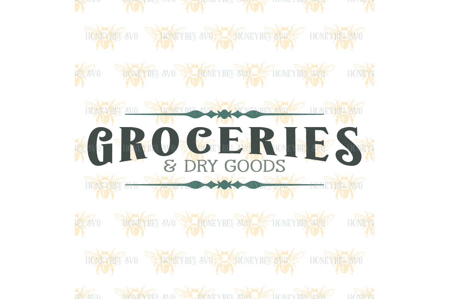 Groceries & Dry Goods example image 2
