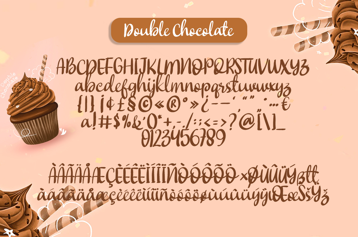 Double Chocolate example image 5