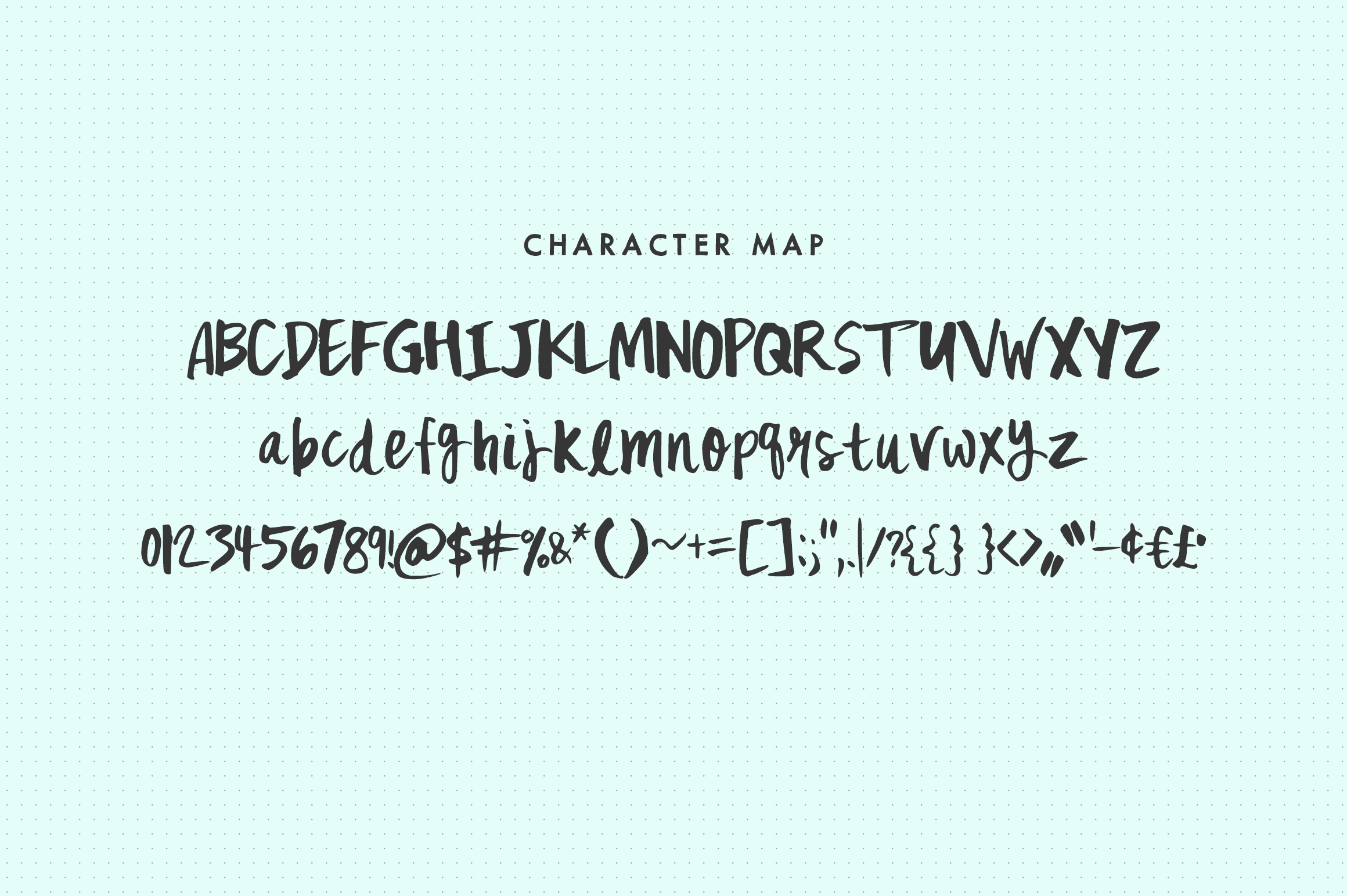 Fickle - an unsure & unsteady handwritten semi-script example image 3