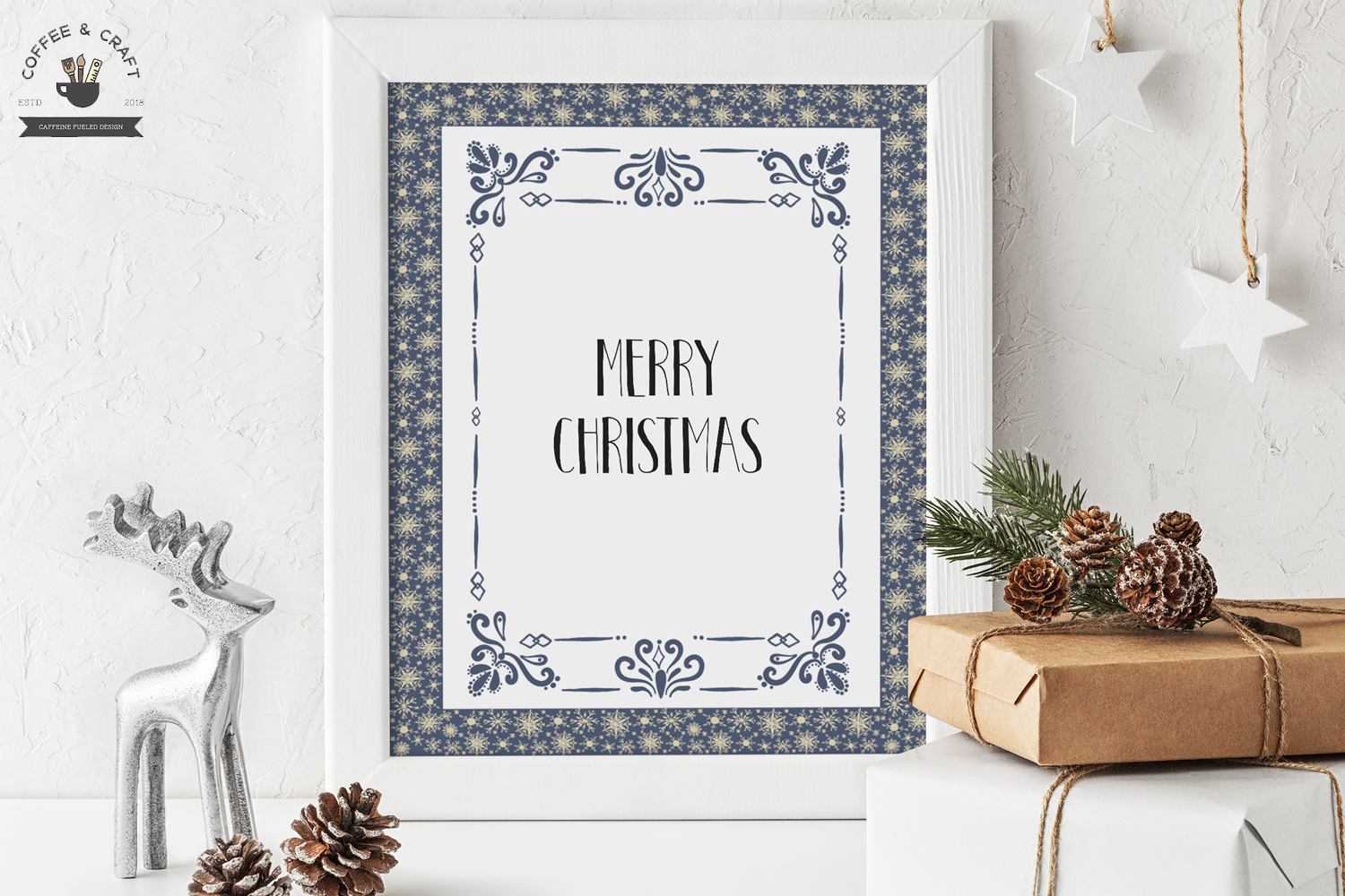 Christmas Frames example image 6