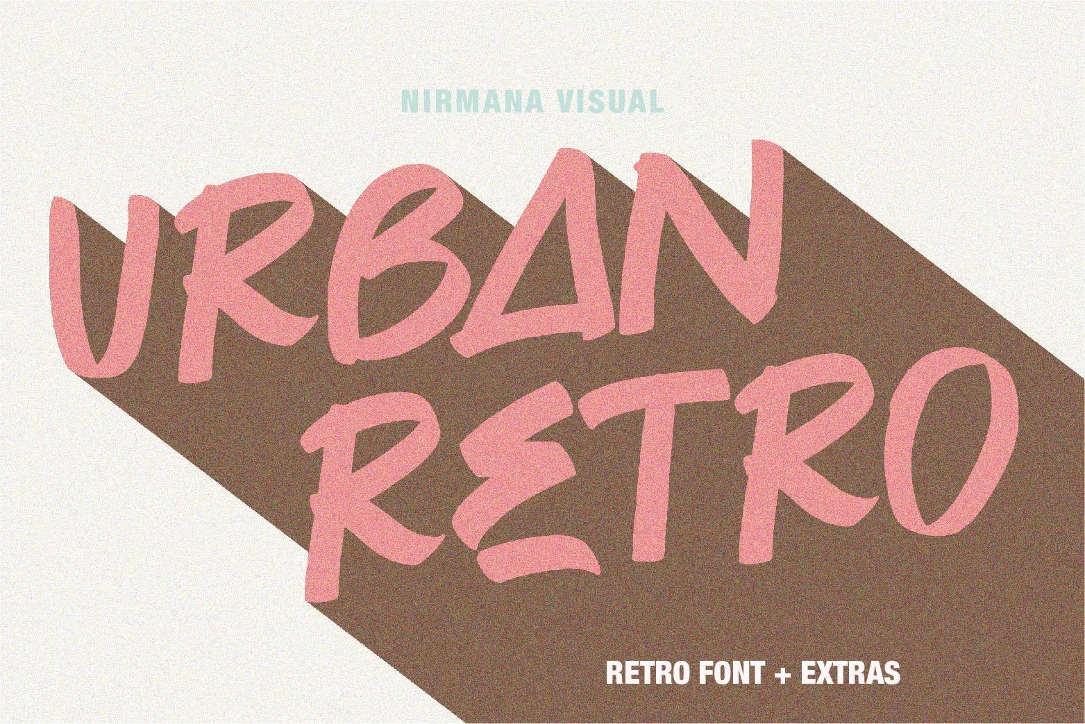 Urban Retro & Awesome Extra example image 1