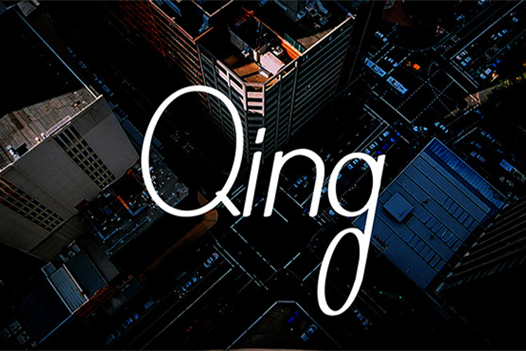 Qing Font example image 1