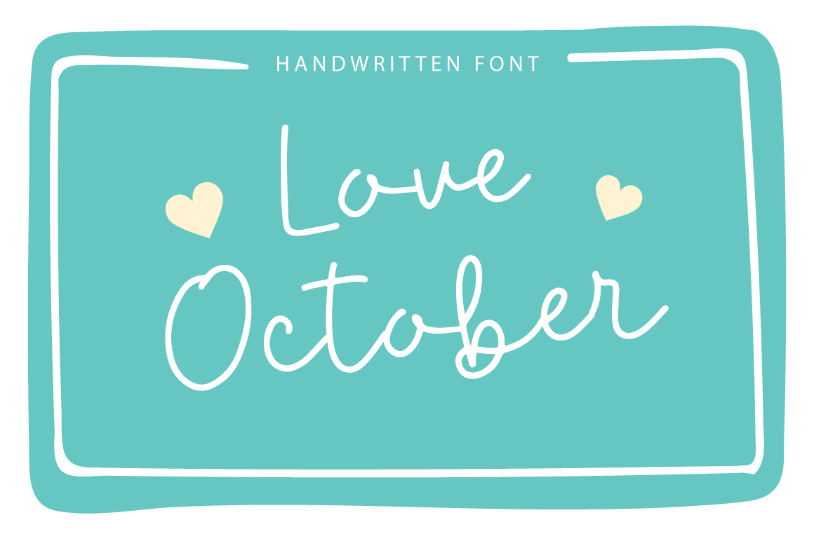 Love October example image 1