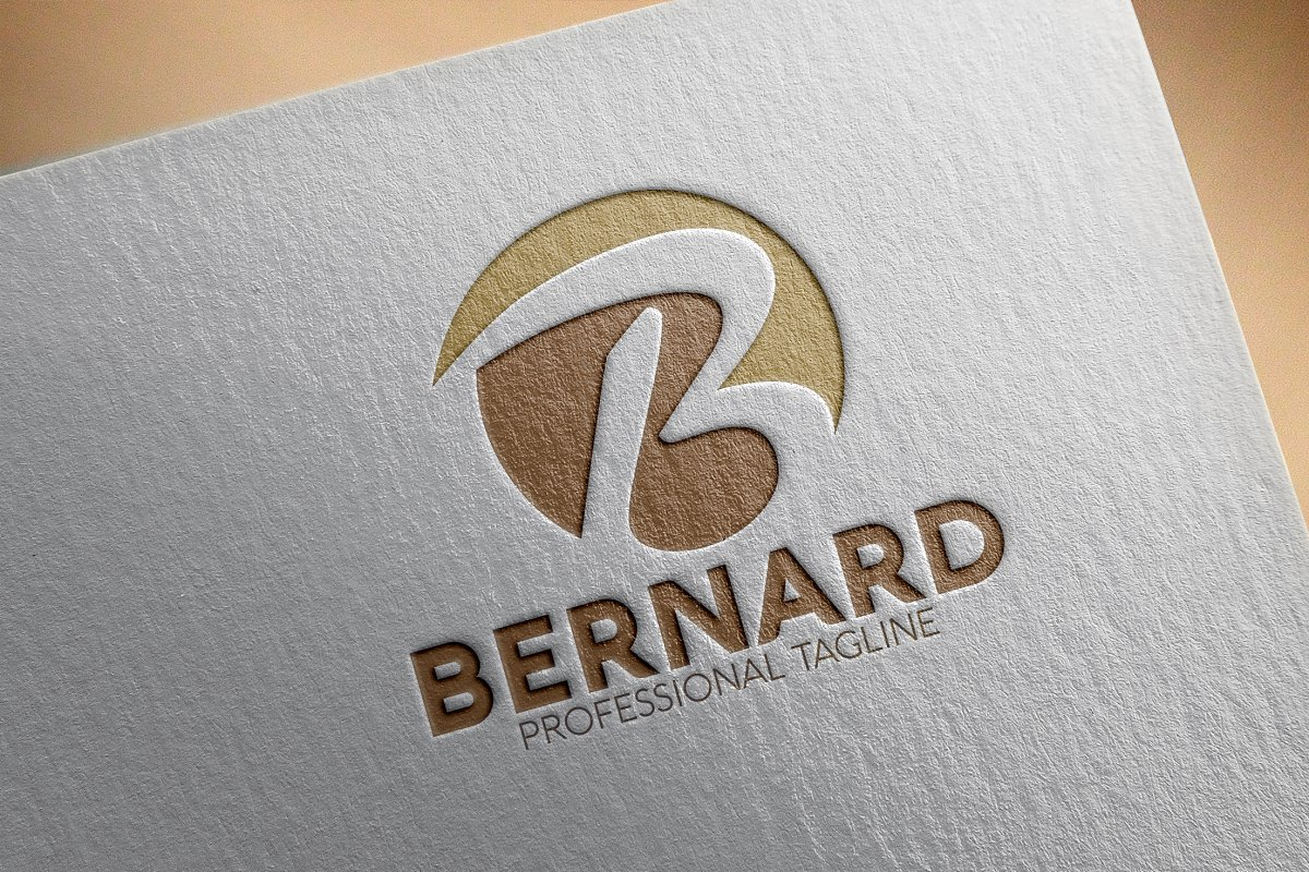 B Letter Logo example image 2