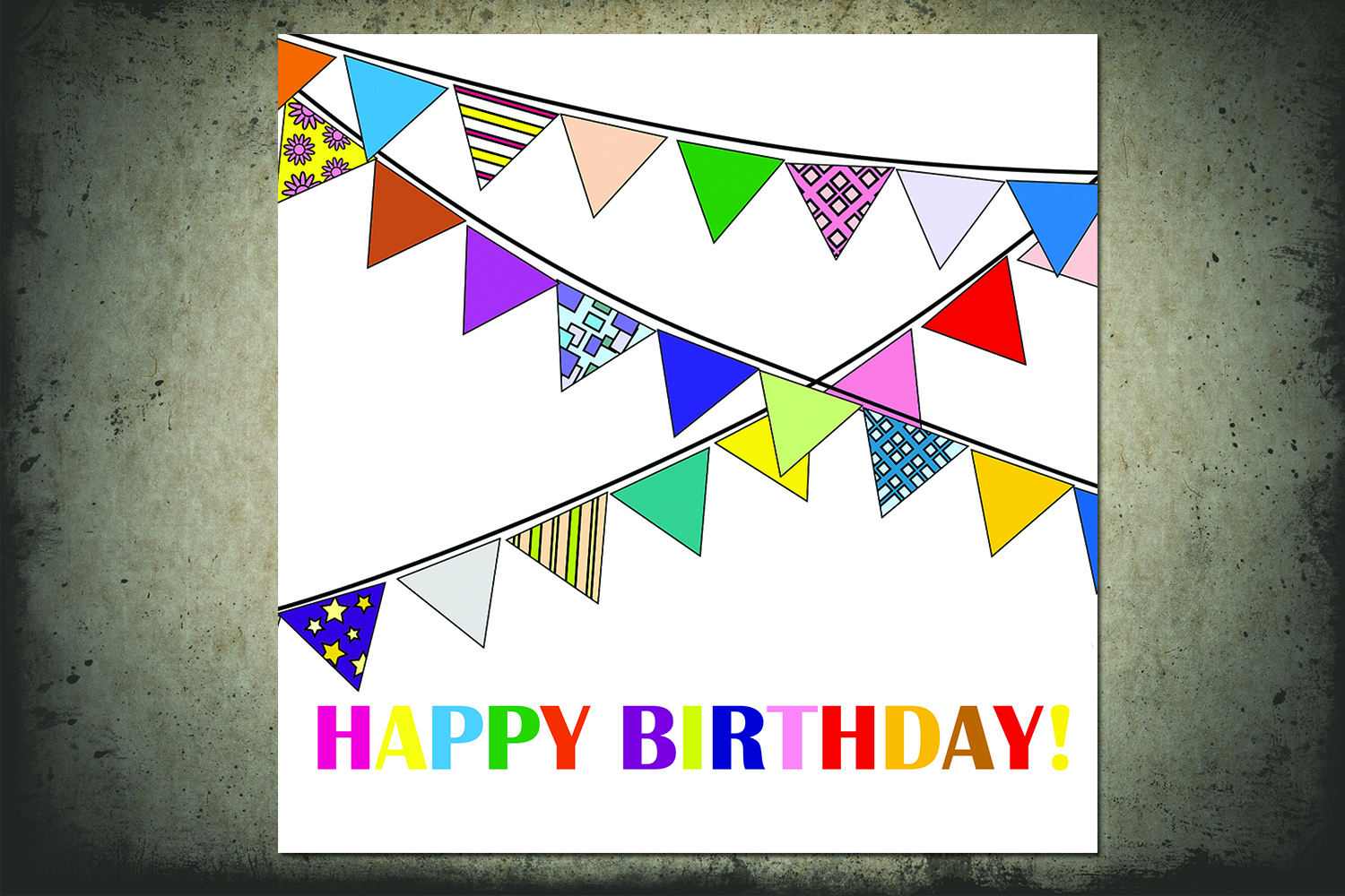 Birthday Greeting Cards Pack example image 4