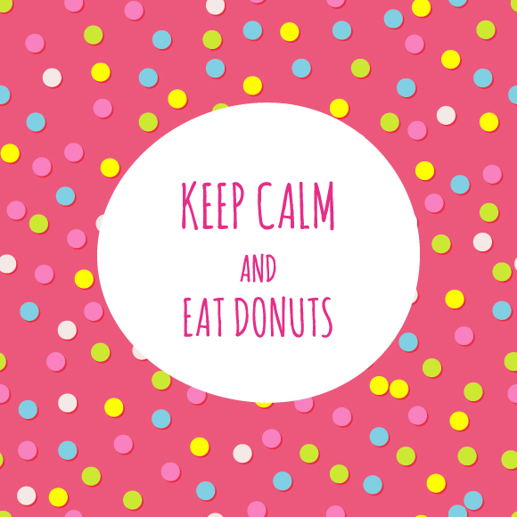 Collection Of Donuts example image 15