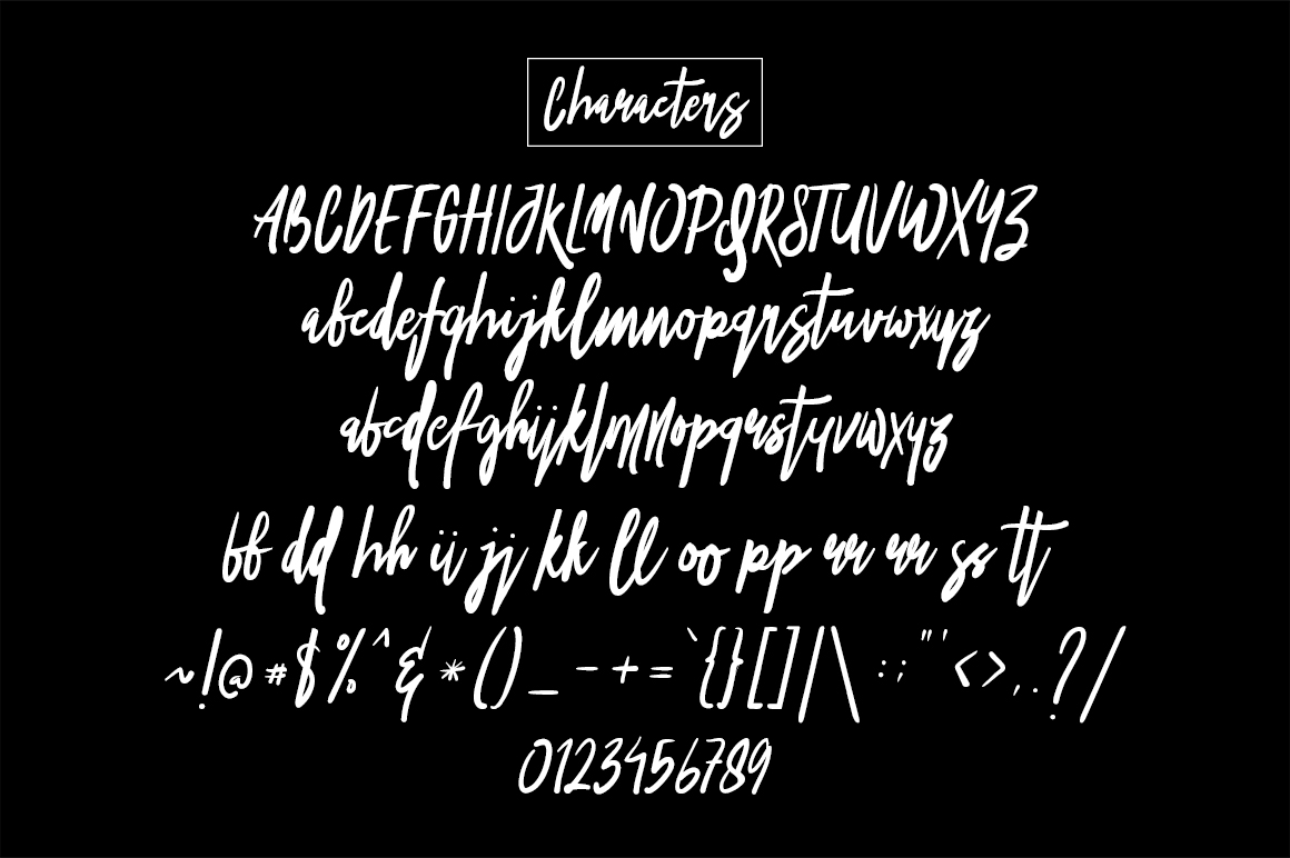 Vesial Font example image 6