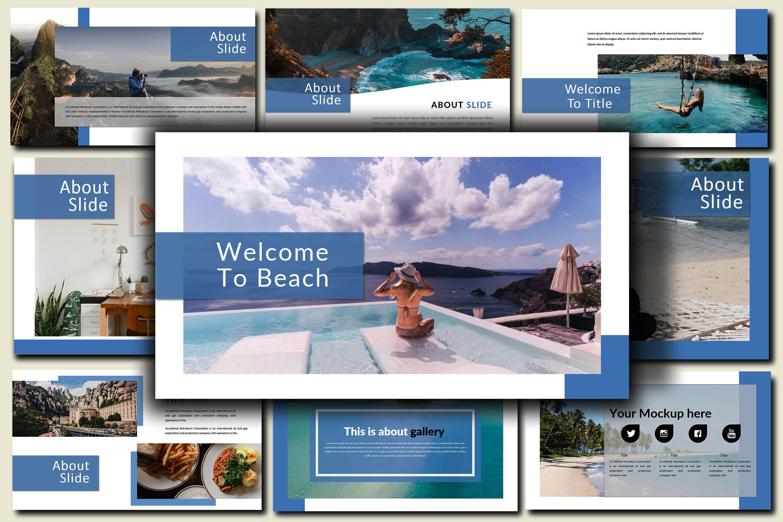 Holiday - Google Slides Presentation example image 2