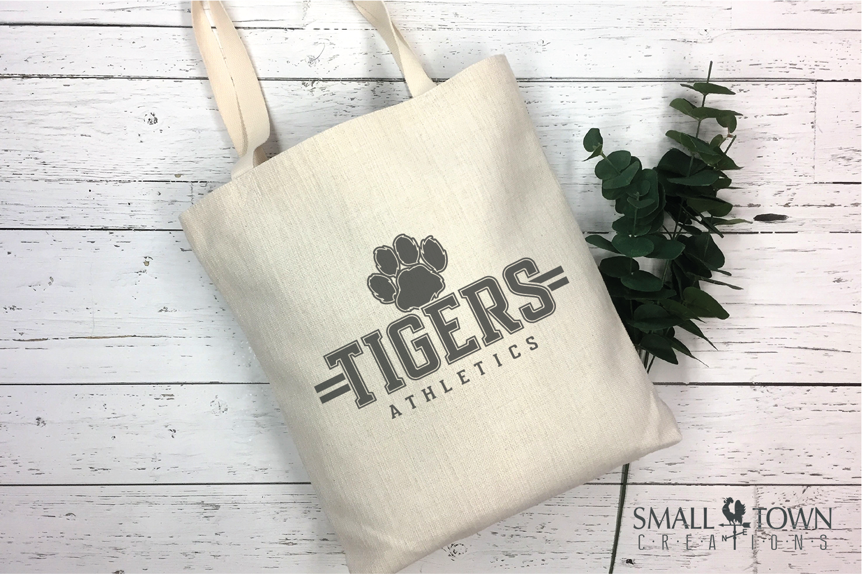 Tiger, Athletics, Sport, Team, Logo, PRINT, CUT, DESIGN example image 4