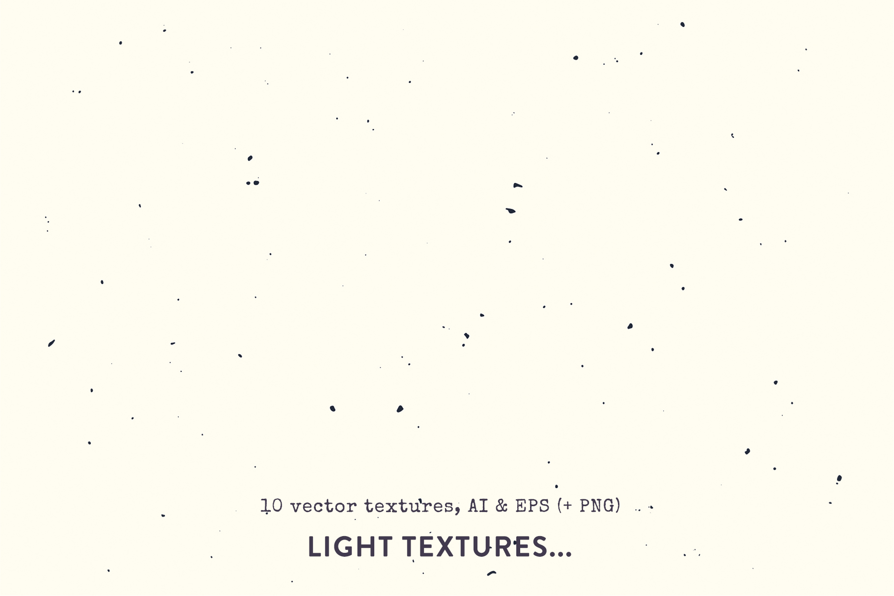 Vintage Grit Vector Textures example image 3
