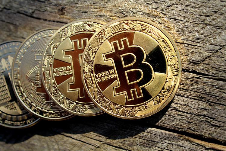 Bitcoins Coins Photos Bundle example image 7