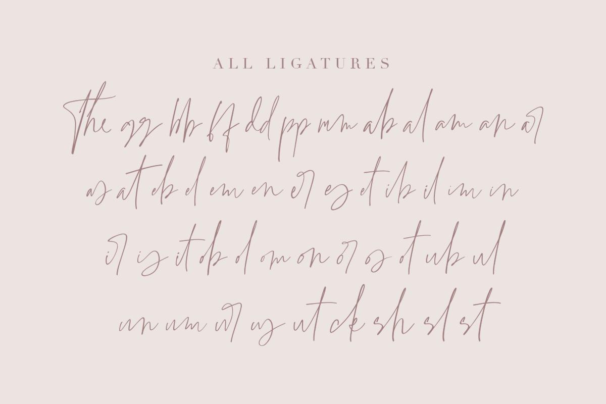 Grandiose - Stylish Signature Font example image 10