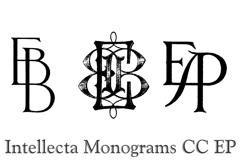 Intellecta Monograms CC EP example image 8