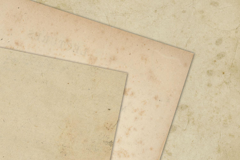 Antique Paper Textures example image 2