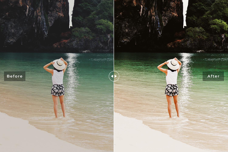 Thailand Mobile & Desktop Lightroom Presets example image 5
