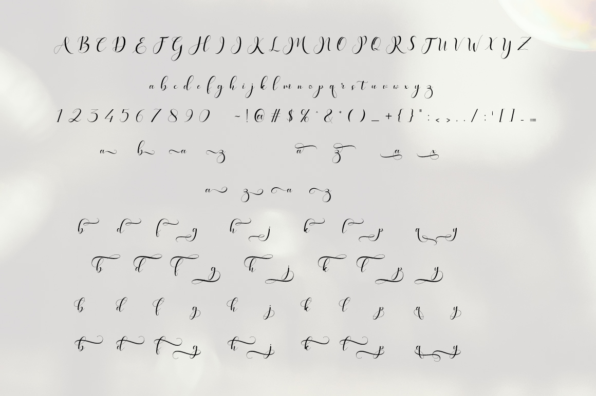 Haleigh Script example image 7
