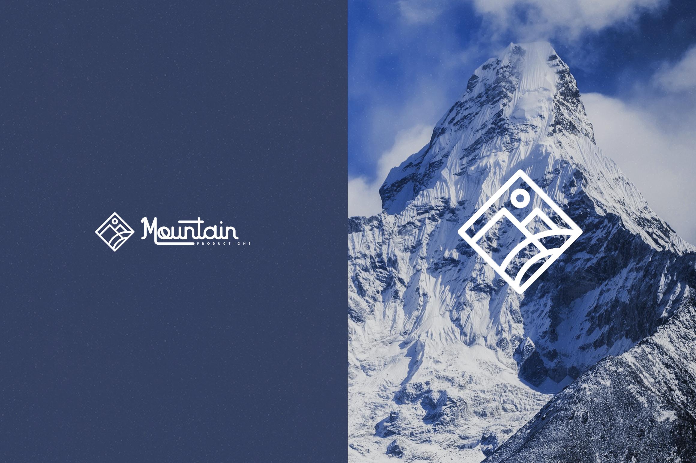 Godlike font + Logo Templates example image 18