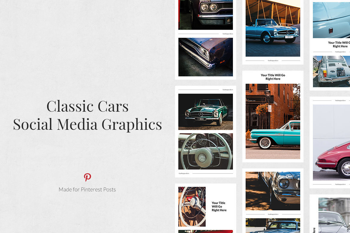 Classic Cars Pack example image 6
