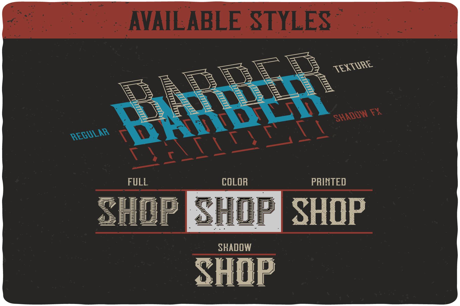 Classic BarberShop example image 4
