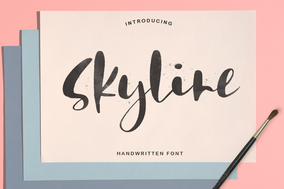 42 IN 1 NEW FONT BUNDLE example image 27