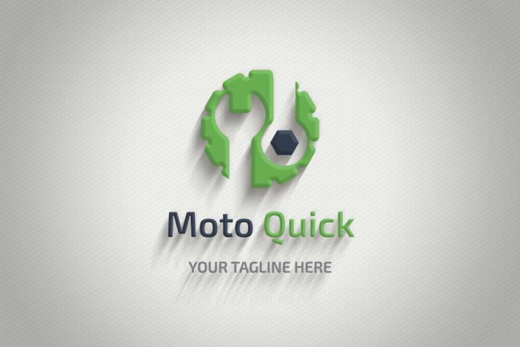 Car Engine Mechanic Logo example image 3