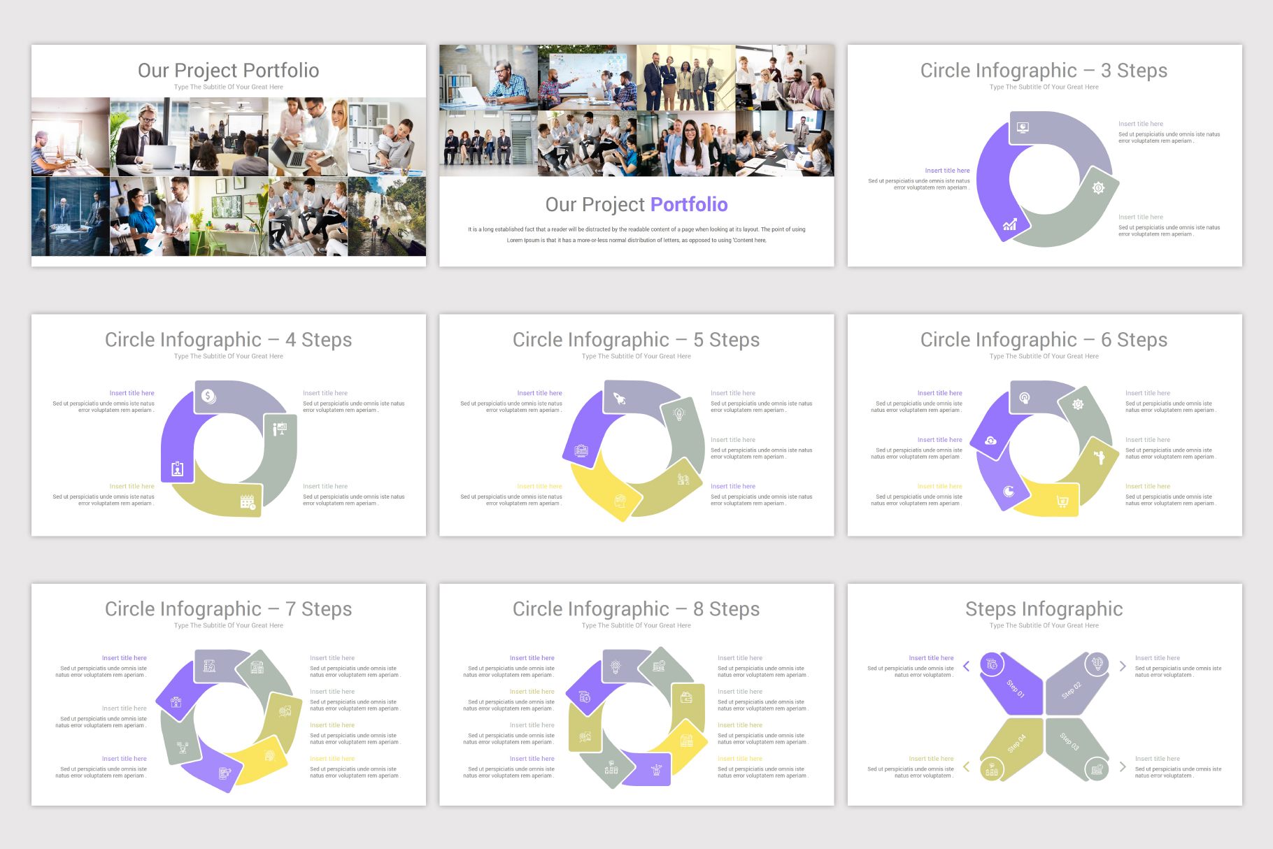 Company Profile Keynote Template example image 16