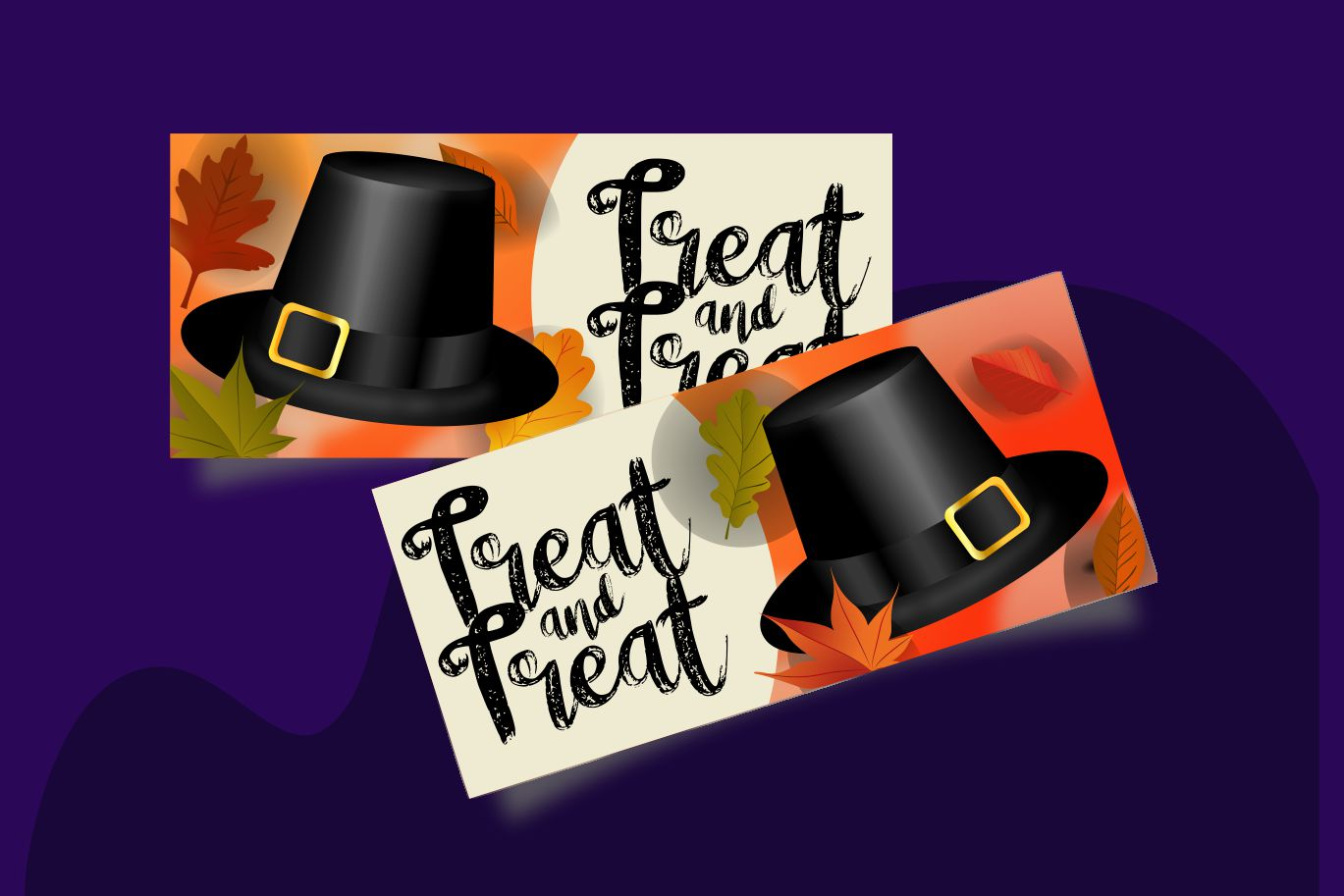 Witch girls | Script Halloween Font example image 2