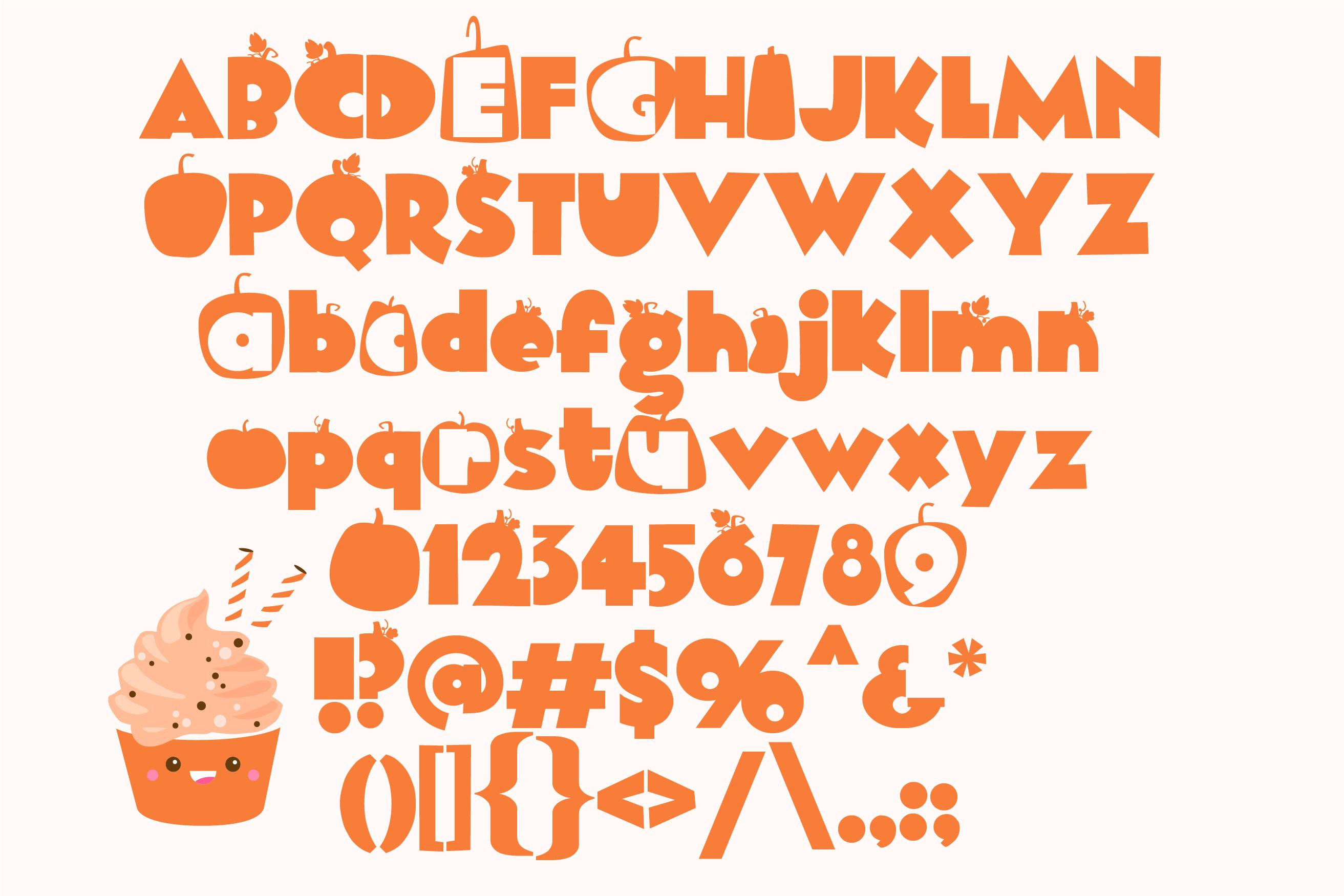 PN Pumpkin Spot example image 3