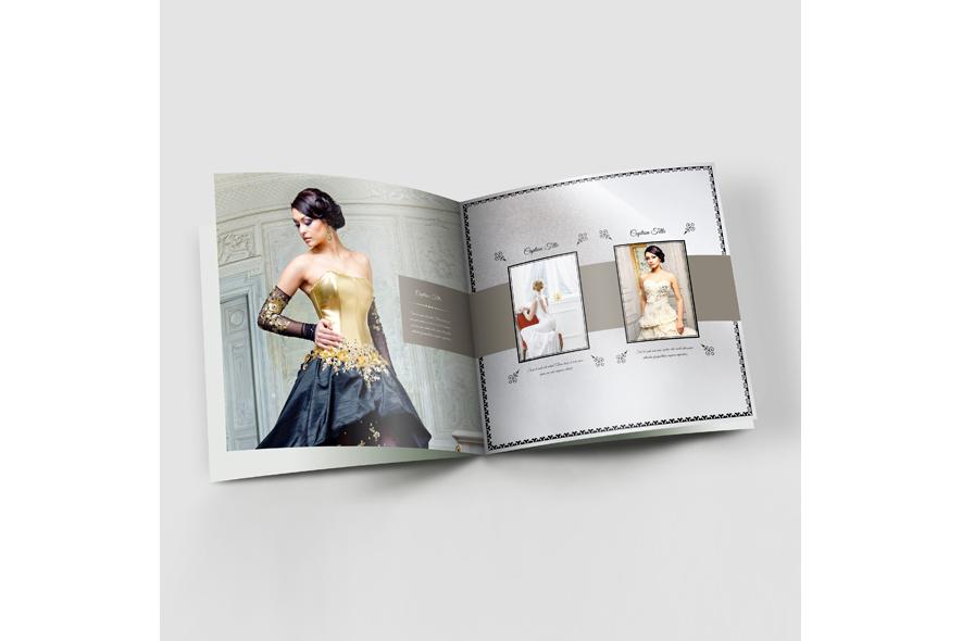30x30 Square Wedding Photobook example image 3