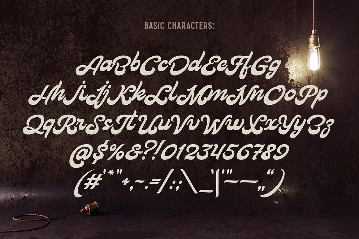 Loftype Font + Mockup example image 5
