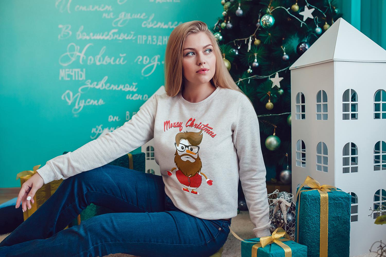 Christmas Sweatshirt Mock-Up Vol.2 example image 3