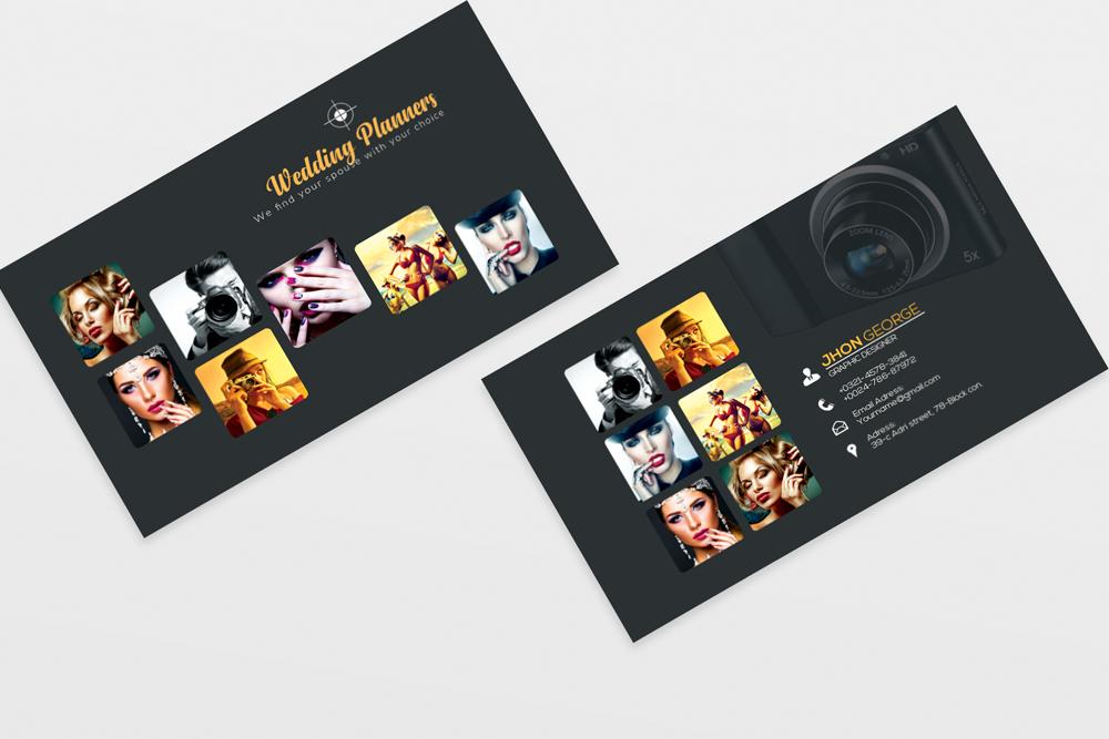 10 Professional Mix Business cards Bundle example image 9
