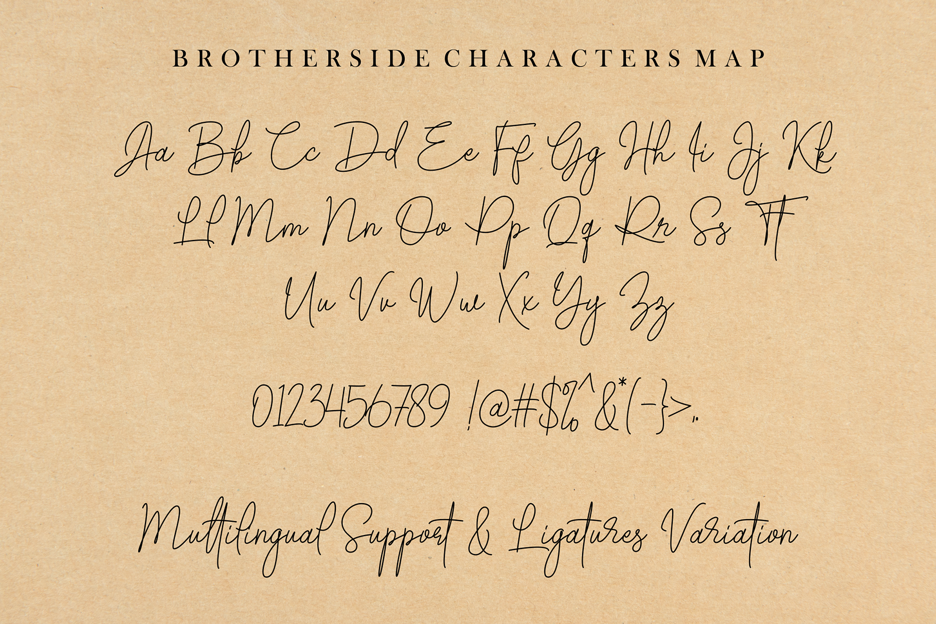 Brotherside Signature example image 8