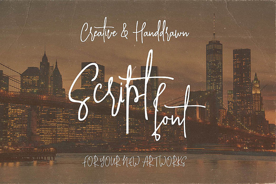 Heartwell Script Font example image 2